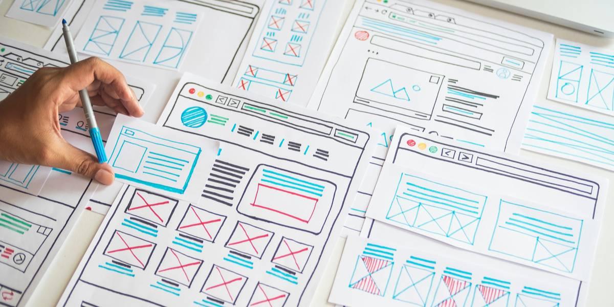 Information Architecture - GANZ CREATIVE