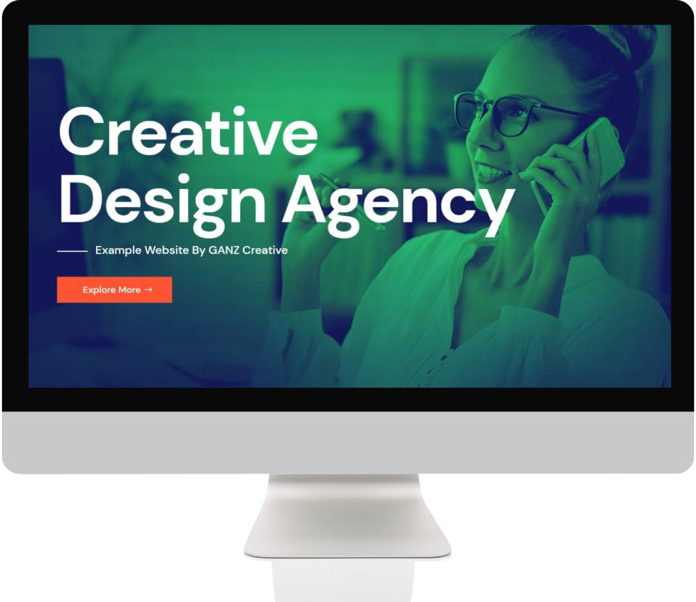Small Business Websites - Creative Design Agency