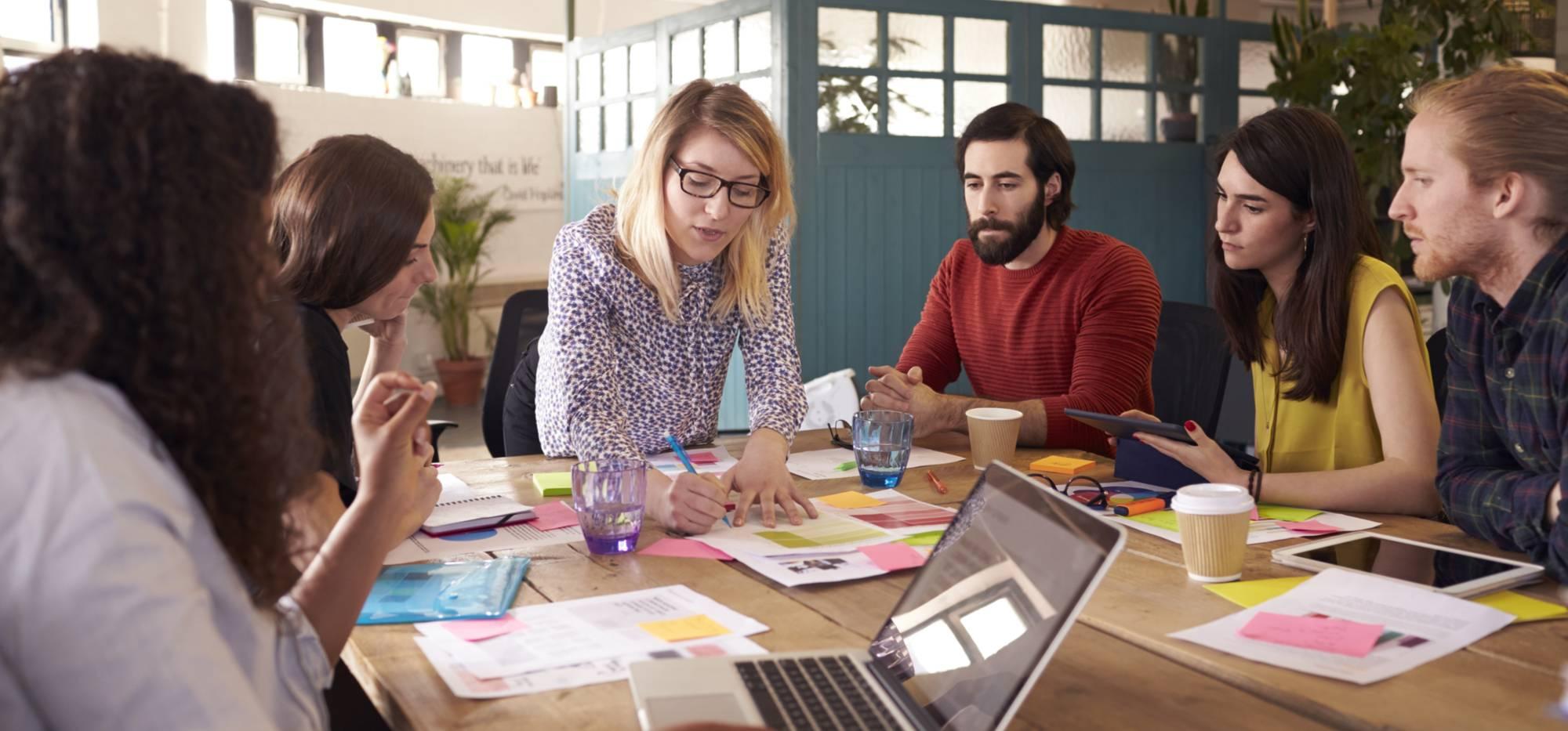 Stage Three - Website Design Planning Meeting